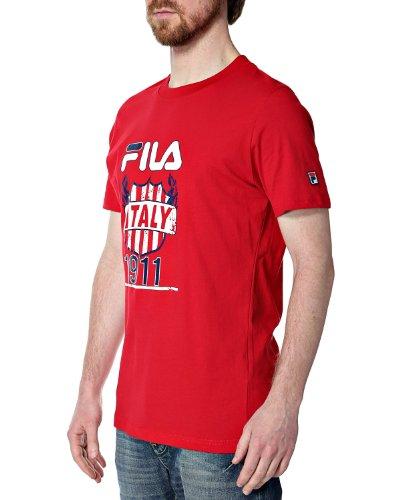 FILA T-shirt Rot