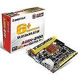 Biostar A68N-2100 AMD Fusion APU E1-2100 DDR3 DDR3L SATA3 USB3.0 A V GbE