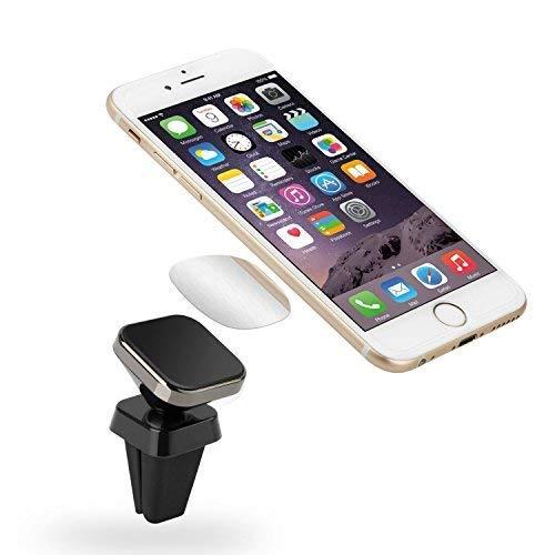 ALOICI Magnet Handyhalterung für Auto KFZ Autohalterung Halterung Smartphone Lüftung Lüftungsschlitz Belüftung Universale Autohalterung Phone Halter für Samsung Huawei iPhone GPS etw