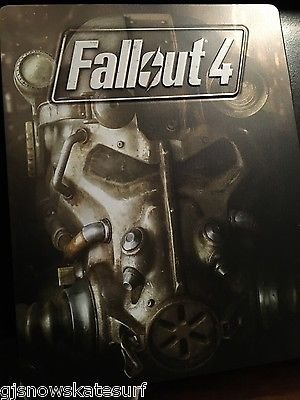 Price comparison product image Fallout 4 Steelbook PS4 Game