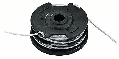 Bosch DIY Ersatz-Trimmerfaden, 1,6 mm Durchmesser, 1 Stück, F016800351