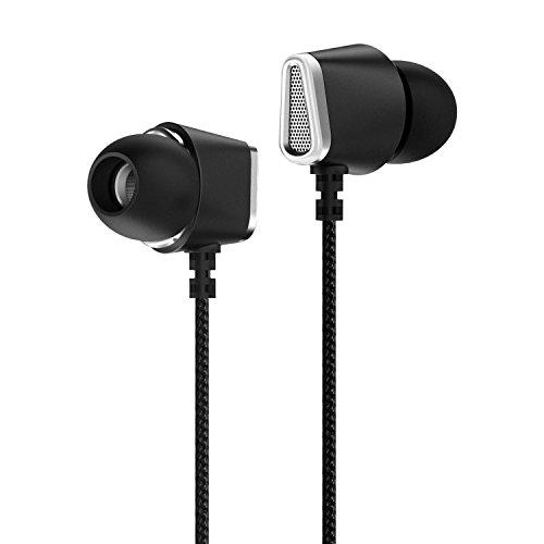 d03e7d2f116c7c Auricolari in Ear Cuffie Stereo Universali Headset con Microfono VEENAX per Sport  Running Gaming Compatibile con Apple iPhone 7 8 6 Plus iPad iPod Samsung ...