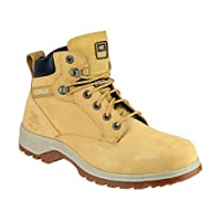 Ladies Womens Cat Kitson Honey Safety Toe Cap Work Boots Sizes 3 4 5 6 7 8