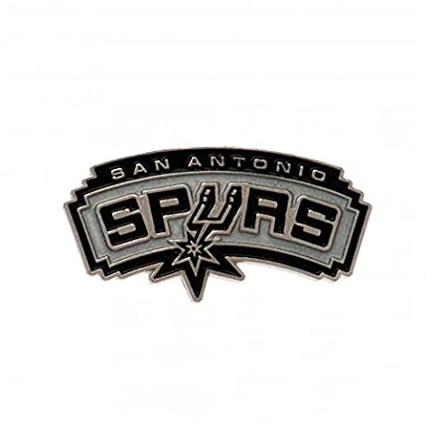 San Antonio Spurs Official Basketball Gift Badge - A Great