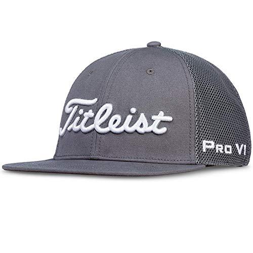 Titleist Gorra de Golf Tour Flat Bill
