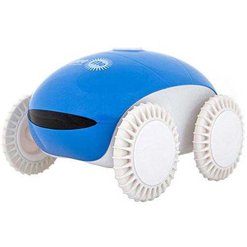 Express Panda® Massageroboter WheeMe V2.0 - blau (Bewegen Sie Ihn Entlang)