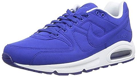 Nike Air Max Command Textile, Herren Laufschuhe, Blau (Game Royal/Game Royal-White 441), 44 EU