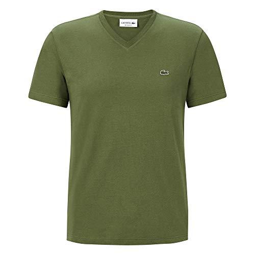 Lacoste Herren T-Shirt Oliv (45) 8