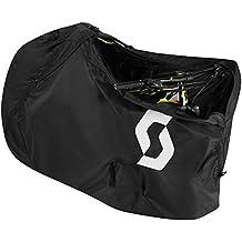Scott transporte Bag Sleeve Bike Bag bicicleta bolsa de viaje Negro