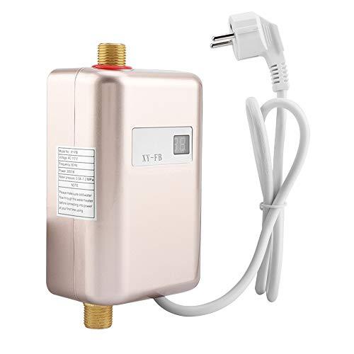Zerodis Mini calentador de agua