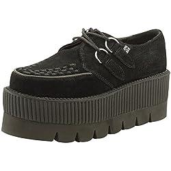 TUK Shoes , Damen Pumps Schwarz schwarz
