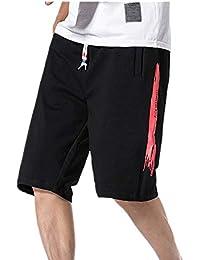 bd5b6492ec6ab ZYKJMen  s Casual Shorts Big Size Hip - Hop Pantalones en Verano