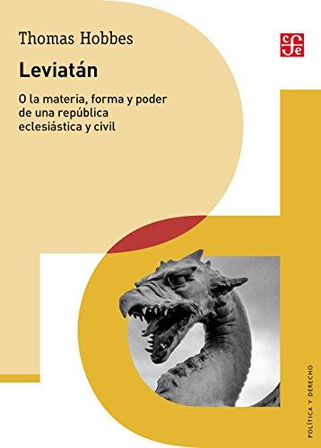Leviatán o la materia, forma y poder de una república eclesiástica y civil