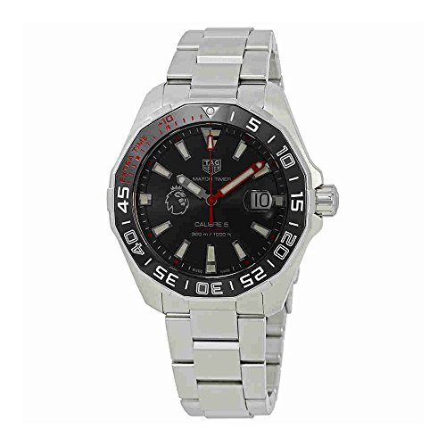 Tag Heuer Aquaracer Premiere League Special Edition Herren-Armbanduhr way201d. ba0927