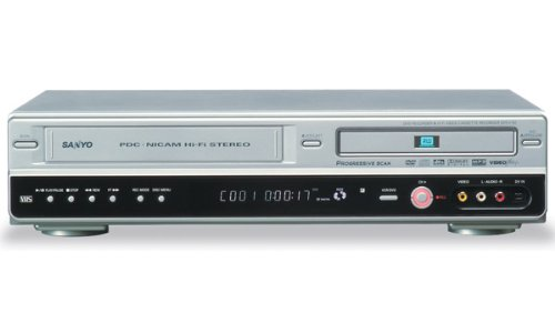 SANYO DVR-V100E MULTI-REGION COM...