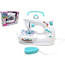 Máquina de coser de juguete Máquina de coser eléctrica Máquina de coser Para niños