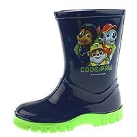 Boys Code Paw Patrol Wellington Boots