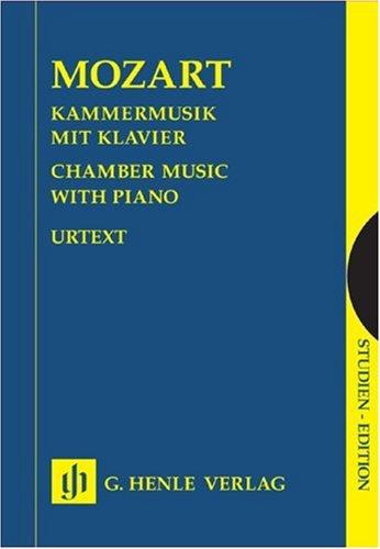 Preisvergleich Produktbild Kammermusik mit Klavier