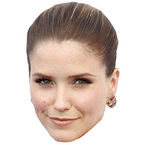 Celebrity Cutouts Sophia Bush Big Head.