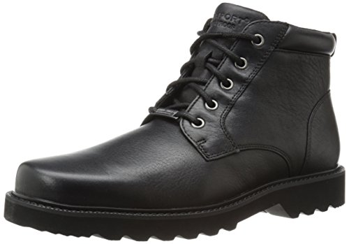 Rockport Mens Waterproof Bold Moves Boot- Black