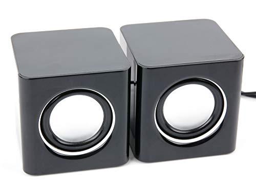 "DURAGADGET Stereo Lautsprecher, kompatibel mit FUSION5 Rapid5 / Fusion5 Xtra 10.1"" Tablet PCs"