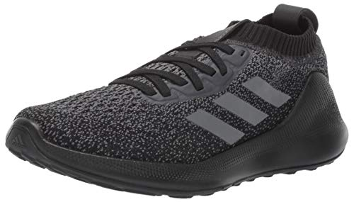 adidas Kinder Purebounce+ Golfschuh, Grau (Carbon/Night Metallic/Black), 39 M EU Großes Kind
