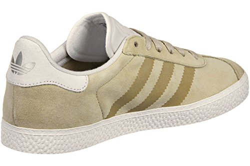 Sneaker Adidas adidas Gazelle 2 J W Calzado Linen Khaki/Clear Brown