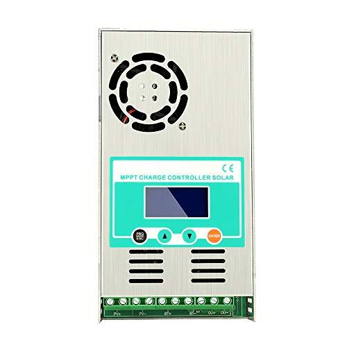 Y&H MPPT 60A Display LCD Regolatore di Carica Solare 12v/24v 36v/48v Auto Pannello Solare di Carica Della Batteria regolatore per Max 190v di Ingresso D