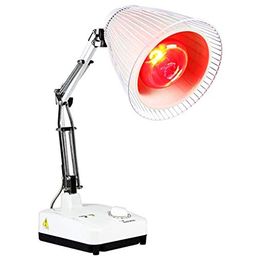 Infrarot-Wärmetherapie-Lampe, Verstellbare Armrad-Wärmekopf-Physiotherapie-Lampe, Beugt Muskelkater Und Körperschmerzen Vor