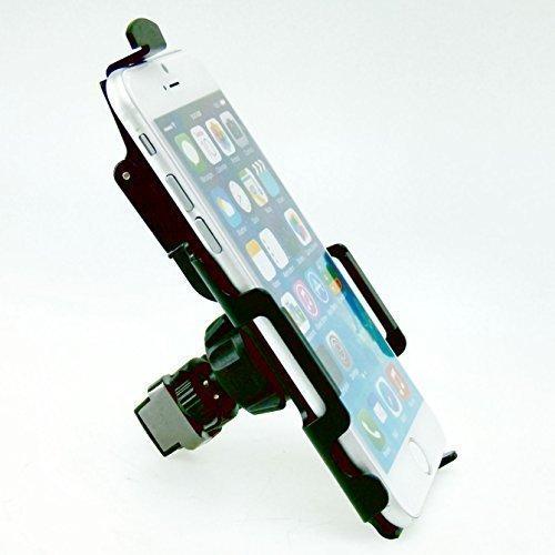 Buybits ULTIMATE Lüftungsschlitzhalterung Halterung mit TC Wiege für iPhone 6(4,7)