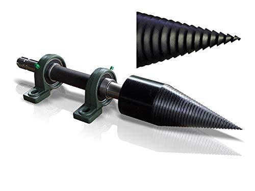 Ein Satz zum Bauen eines Holzspalters mit Zapfwellenantrieb Kegelspalter Drillkegel Ø100mm Holzspalter Bausatz mit Zapfwellenantrieb LT100