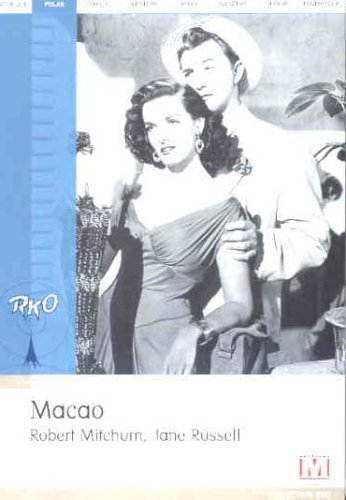 MACAO - MOVIE by Robert Mitchum