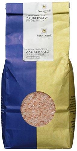 Sonnentor Ayurvedisches Zaubersalz für Salzmühlen, 1er Pack (1 x 1 kg)