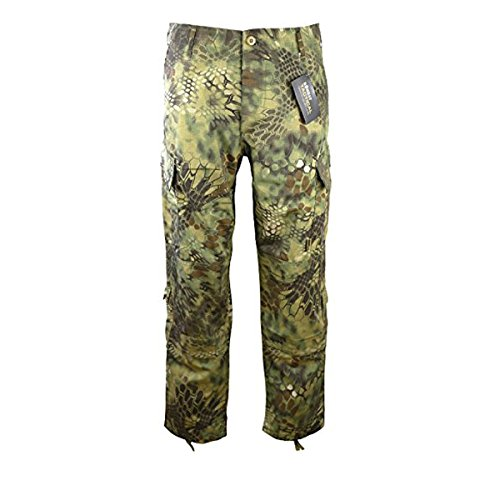 Combat Trousers Raptor Woodland Camo Bdu Woodland Camo