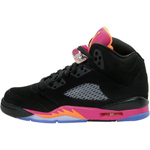 Nike - Chaussures Air Jordan 5 Retro Girl Junior