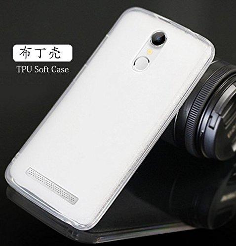 Prevoa Colorful Silicona TPU Funda Case Protictive para HOMTOM HT37 HT37 Pro Smartphone - 10