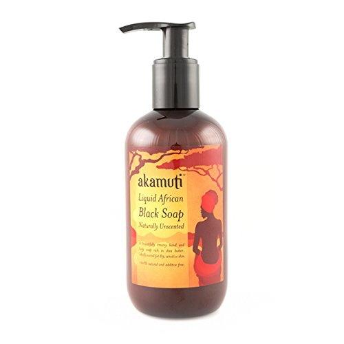 Akamuti African Black Soap 130G by Akamuti