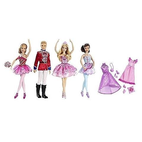 """Barbie """"Der Nussknacker"""" als Geschenkset"""