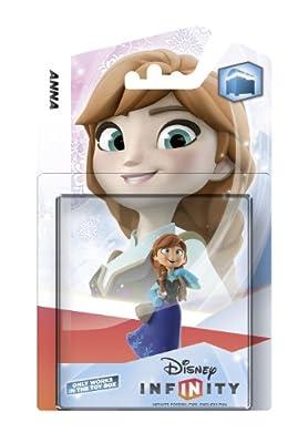 Disney Infinity: Anna (Frozen) de Nintendo