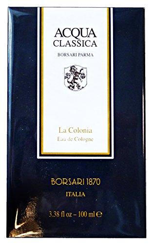BORSARI 1870 ACQUA CLASSICA BORSARI PARMA LA