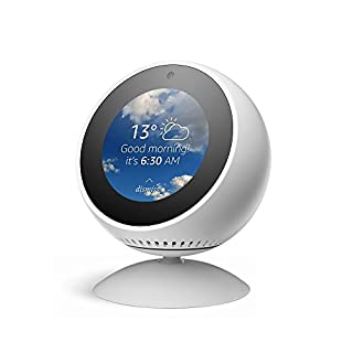 Echo Spot Adjustable Stand - White