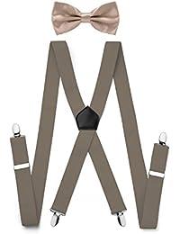 suchergebnis auf f r herren anzug hosentr ger accessoires bekleidung. Black Bedroom Furniture Sets. Home Design Ideas
