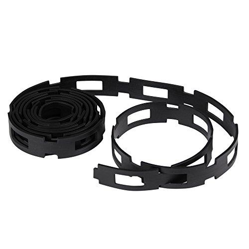 Dimex ProLock Baumanbinder Firm-Flex 3 cm (1 Zoll) 100 Foot schwarz