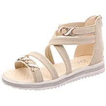 Yesmile Sandalias Para Mujer Zapatos Casual de Mujer Sandalias de Verano Para Fiesta y Boda Zapatos