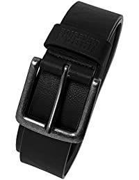Urban Classics Unisex Gürtel Leather Imitation Belt