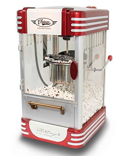 Vintage Retro Popcornmaschine