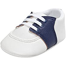 nuovi stili c1382 f396b Amazon.it: scarpine neonato battesimo - Prime