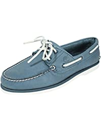 Timberland Men''s Classic 2-Eye Boat Shoes