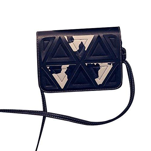 Contever® Donne Casual Borsa a spalla Tracolla Messenger Bag per la Viaggi / Fotografia di strada (colore cuciture #2)