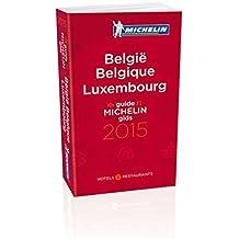MICHELIN Belgique & Luxembourg 2015: Hotels & Restaurants (MICHELIN Hotelführer)